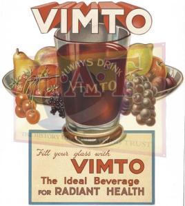 1920s Vimto Poster