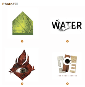 Photofill Logos Image