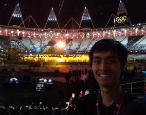 Olympic Ceremonies Operations Assistant Image