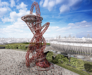The ArcelorMittal Orbit Image