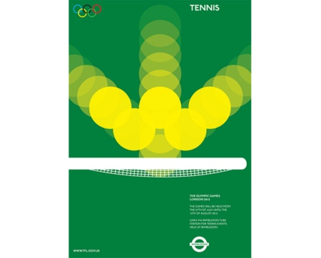 Alan Clarke - Olympic 2012 Poster image