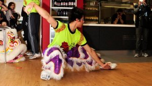 Martial Arts Demo 2 Photo