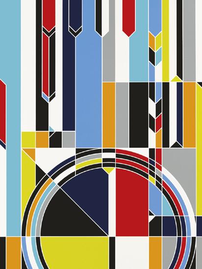 Sarah Morris - Big Ben 2012 - Paralympics Poster